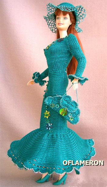Костюмы для кукол своими руками фото 146